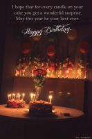 Happy Birthday by Nash-Photography