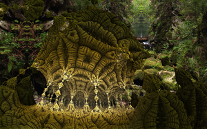Postcard from the Lost World by PhotoComix2