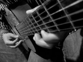 fingers playing by 6nop6