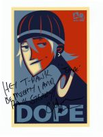 Autographed Jude Pic by Summer-shopper