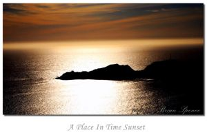 A Place In Time Sunset by o0oLUXo0o