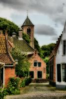Oud Velsen Netherlands by Yoquini