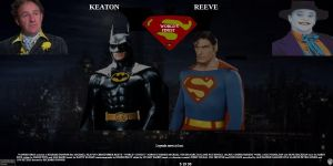 World's Finest Keaton-Reeve style by SteveIrwinFan96