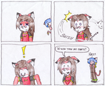 Aha Comic - Trade by GameLink7