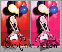 Candyman Action by aNiLaU