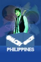 Owl City Philippines Poster by miguelm-c