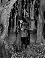 Of Beren and Luthien by dreamsarehope
