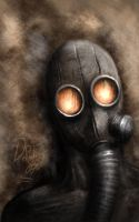 Gas Mask by Torvald2000