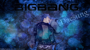 BIGBANG Daesung Wallpaper:. by TrollixMakie