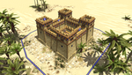 Ptolemaic City Walls by LordGood