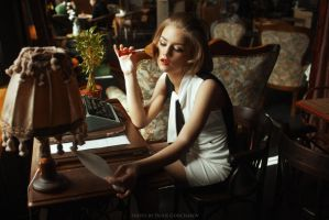 first day in sixties by DenisGoncharov