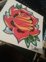 Rose 2 by heely