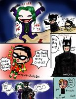 TDK-Batman Short Shorts Comic by Graffiti2DMyHeart