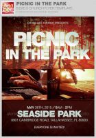 Picnic in the Park Flyer Template by loswl