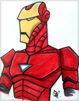 Iron Man by Todd-the-fox