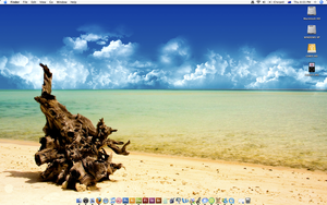 Desktop Early August 2007 by mc-cool