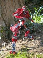 Dramatic Toa by Shorjok