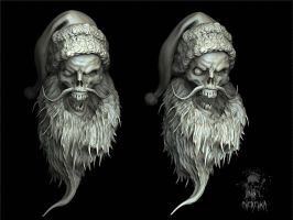 Saint Nick 001 by skullbeast