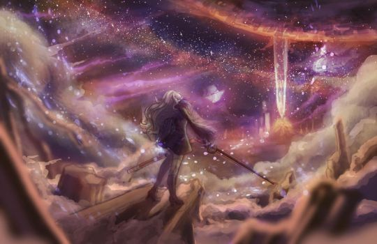 DFO: To the New World by TacSigh