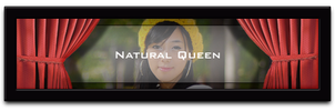 .: Natural Queen :. by drudragon