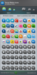 80 Social Media Icons by MARTYN-JAMEZ