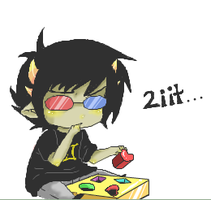 Sollux by Mangopoptart