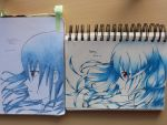 Sayomi- Before and After by mirajanestrauss14