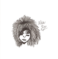 Nikki Sixx by Too-Late-For-Love