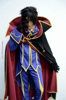 Code Geass - Lelouch BY The S.C. Cosplay by theSCcosplay