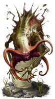Numenera Creature by ScottPurdy