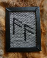 Amon Amarth inlay by S-Chainmaille
