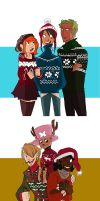 ugly sweaters: the musical by Shusihi