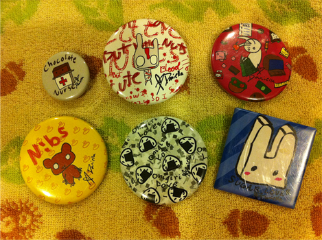 MD Shop Buttons by MidnightDoodles