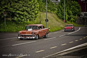 Two Tri Chevys by AmericanMuscle