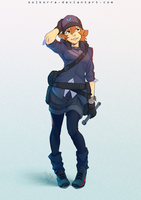 Pidge: Support Voltron Division by SolKorra