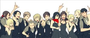 104th Trainee Corps Family Reunion by cordova96