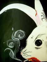 Down The Rabbit Hole by Lady-Kathryn