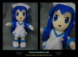 Commission_Ika Musume by renealexa-plushie