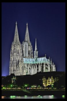 Cologne Cathedral-DRI by oetzy