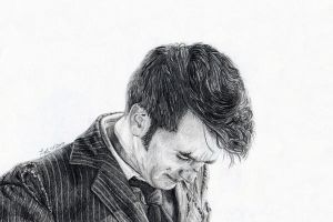 and so it ends, drawing by Lorien79