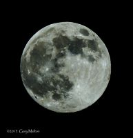 Super Moon by Gary-Melton
