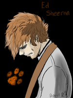 Ed Sheeran by AprylElric