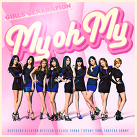 SNSD: MY OH MY by Awesmatasticaly-Cool