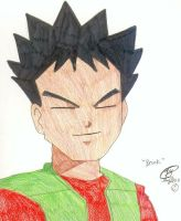 Holy Crap a picture of Brock by Doublevisionary