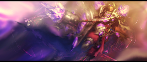 Taric - League of Legends Signature by Solar11pro