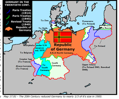 Morgenthau Plan Germany by Condottiero