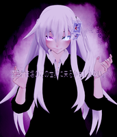Arrive in this world of chaos and destruction[MMD] by Deiroko