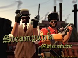 Steampunk Adventures by MrComrade