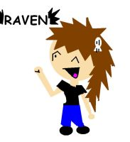 New icon on paint! by ravenheart628
