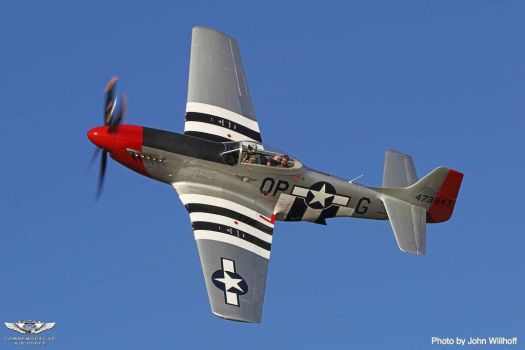 P 51 Mustang The Ride of a LifeTime by StephenBarlow